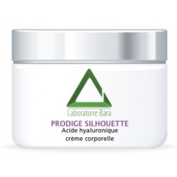 Prodige Silhouette crème de corps anti imperfections acide hyaluronique